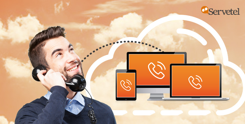 customer friendly brand uses cloud telephony