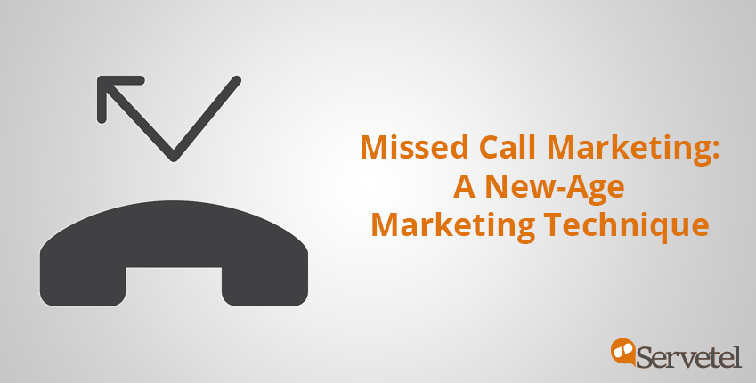 Missed Call Marketing