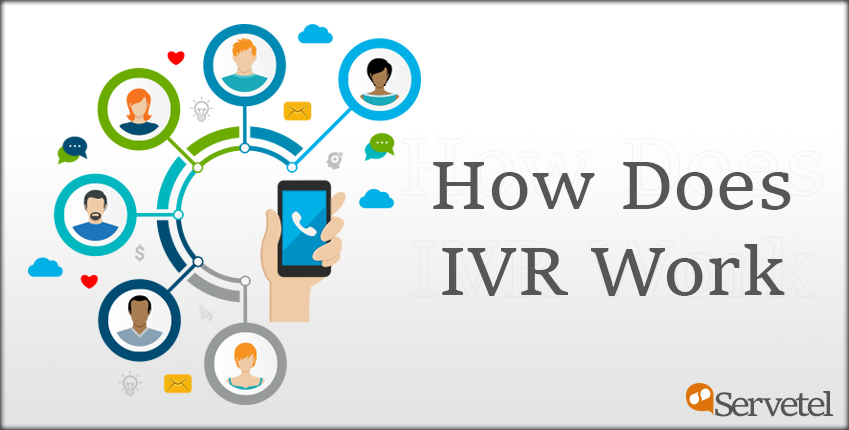 how does ivr work