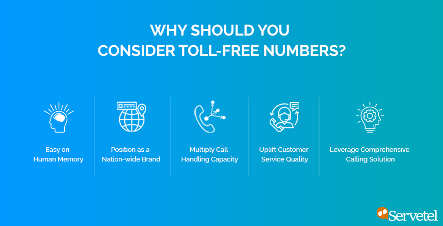 why choose toll-free number