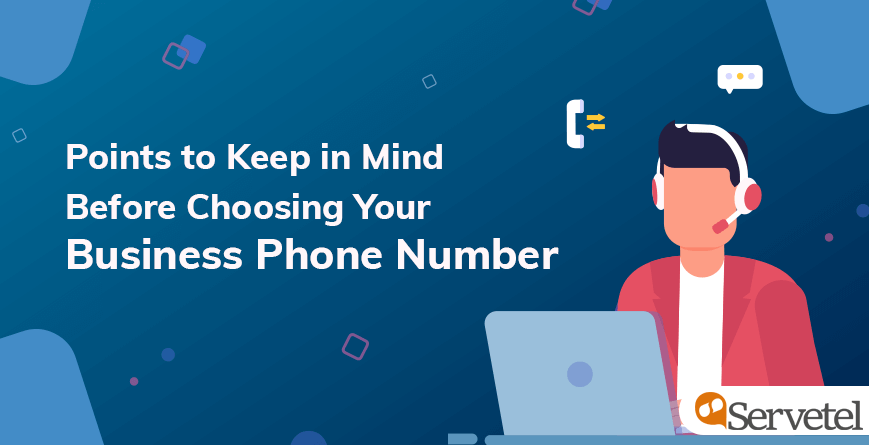 Choosing a Business Phone Number