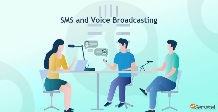 Voice Broadcasting And Bulk SMS