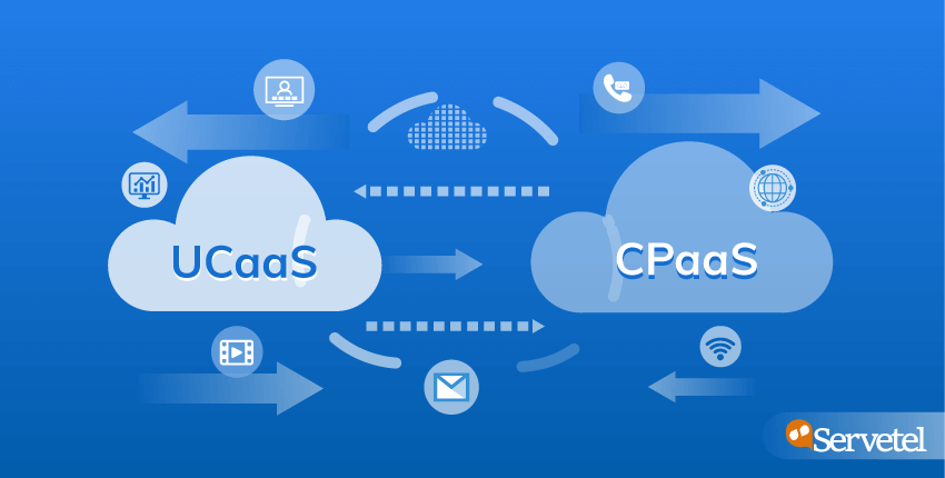 Understanding the difference between UCaaS and CPaaS