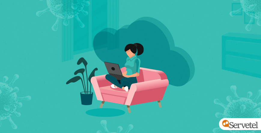 A Quick Guide for Work from home using cloud solutions During Corona Virus Outbreak
