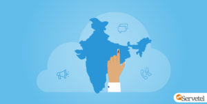cloud telephony boosting election campaigns