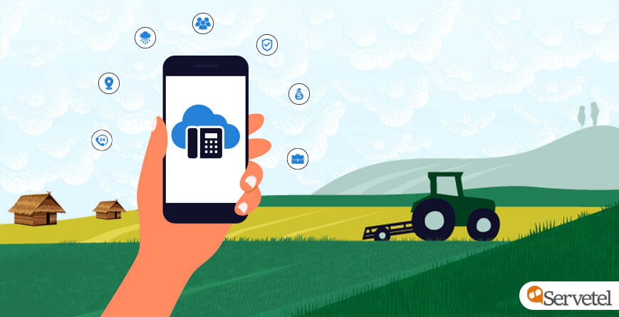 How Cloud Telephony Connects Businesses With Rural India